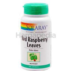 Solaray Red Raspberry Leaves 100s