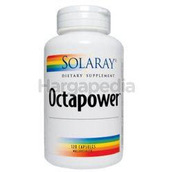 Solaray Octapower 120s