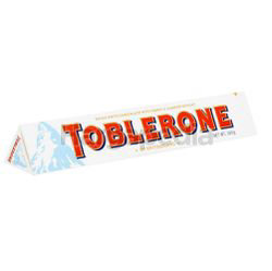 Toblerone White Chocolate with Honey and Almonds 100gm