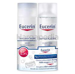 Eucerin DermatoCLEAN Balancing Toner 2x200ml