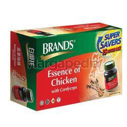 Brand's Essence of Chicken with Cordyceps 15x70gm