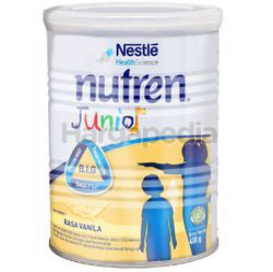 Nestle Nutren Junior Vanilla 400gm