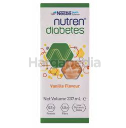 Nestle Nutren Diabetik Vanilla 237ml