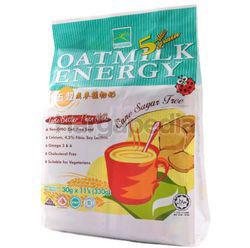 Biogreen 5 Grain Oatmilk Energy 11x30gm