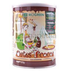 Biogreen Oates Cocoa Oatmilk 800gm