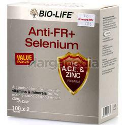 Bio-Life Anti-FR Selenium 2x100s