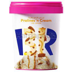 Baskin Robbins Pralines N Cream Ice Cream 1lit
