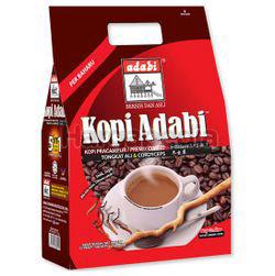 Adabi 5in1 Instant Coffee Tongkat Ali & Cordyceps 15x25gm