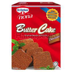 Dr. Oetker Nona Butter Cake Chocolate 400gm