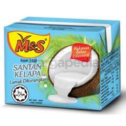 M&S Coconut Milk Low Fat 200ml