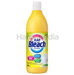 KAO Liquid Bleach Lemon 600ml