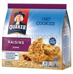 Quaker Oat Cookies Raisins 270gm
