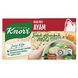 Knorr Chicken No Added MSG Cubes 60gm