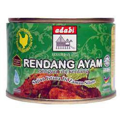 Adabi Chicken Rendang 160gm