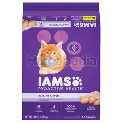 IAMS Kitten Chicken Dry Cat Food 16lbs 7.26kg
