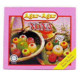 Nona Agar-Agar Powder Rose Flavour 90gm