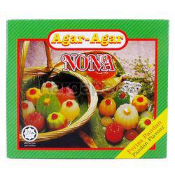 Nona Agar-Agar Powder Pandan Flavour 90gm