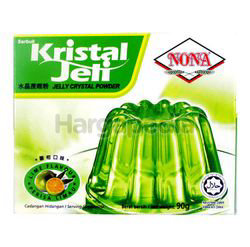 Nona Crystal Jelly Lime 90gm