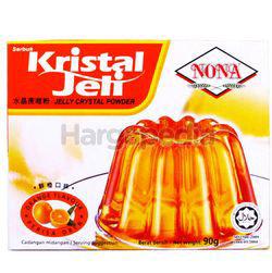 Nona Crystal Jelly Orange 90gm