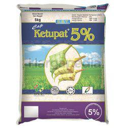 Cap Ketupat Super Special Tempatan 5% Rice 5kg