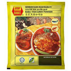 Baba's Fish Curry Powder 125gm