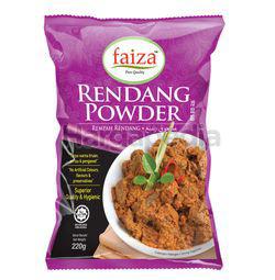 Faiza Rendang Powder 220gm