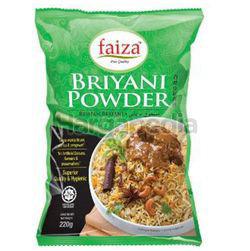 Faiza Briyani Powder 220gm