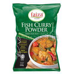 Faiza Fish Curry Powder 220gm