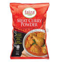 Faiza Meat Curry Powder 220gm
