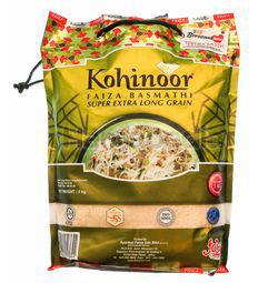 Faiza Kohinoor Basmathi 5kg