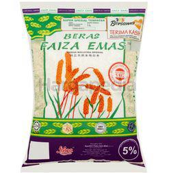 Faiza Emas Super Special Tempatan Rice 5kg