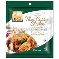 My Kuali Instant Thai Curry Chicken Paste 200gm