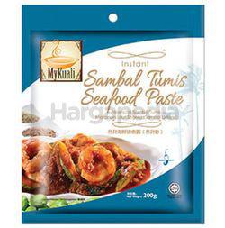 My Kuali Instant Sambal Tumis Seafood Paste 200gm