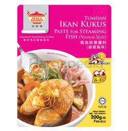 Tean's Gourmet Steam Fish Nyonya Style Paste 200gm