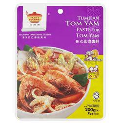 Tean's Gourmet Tom Yam Paste 200gm