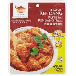 Tean's Gourmet Rendang Paste 200gm