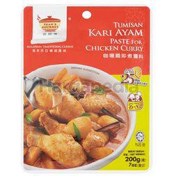 Tean's Gourmet Chicken Curry Paste 200gm