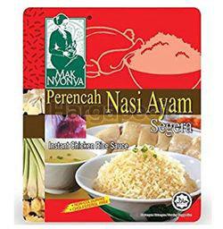 Mak Nyonya Instant Chicken Rice Sauce 100gm
