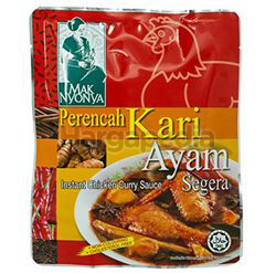 Mak Nyonya Instant Chicken Curry Sauce 100gm