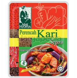 Mak Nyonya Instant Vegetarian Curry Sauce 100gm