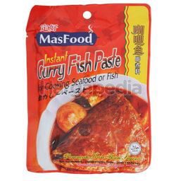 MasFood Instant Curry Fish Paste 200gm