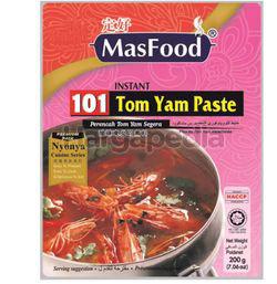 MasFood 101 Instant Tom Yam Paste 200gm