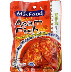 Masfood Instant Asam Fish Paste 180gm