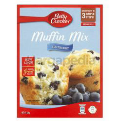 Betty Crocker Blueberry Muffin Mix 430gm