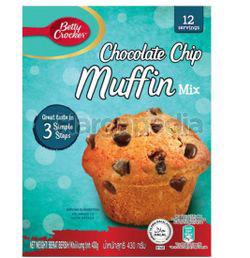 Betty Crocker Chocolate Chip Muffin Mix 430gm