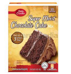 Betty Crocker Super Moist Chocolate Cake Mix 430gm