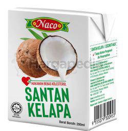 Naco Coconut Milk 200ml