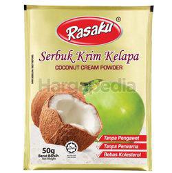 Rasaku Coconut Cream Powder 50gm