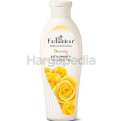 Enchanteur Charming Satin Smooth Perfumed Body Lotion 400ml