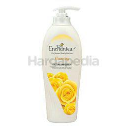 Enchanteur Charming Satin Smooth Perfumed Body Lotion 600ml